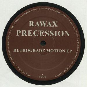 PRECESSION - Retrograde Motion EP