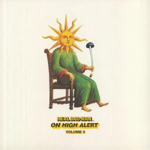 REAL BAD MAN/VARIOUS - On High Alert Vol 3