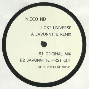 NICCO ND - Lost Universe