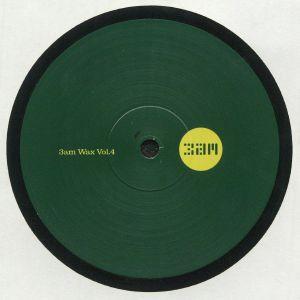 GAMBINO, Carlo/LEE GUTHRIE/ROB SMALL/AL BRADLEY - 3am Wax Vol 4