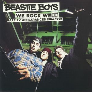 BEASTIE BOYS - We Rock Well: Rare TV Appearances 1984-1992 (Collectors Edition) (reissue)