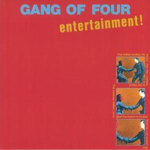 GANG OF FOUR - Entertainment (reissue)