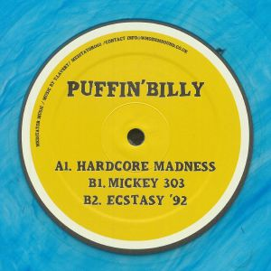 PUFFIN' BILLY - Hardcore Madness