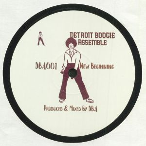 DETROIT BOOGIE ASSEMBLE - New Beginning