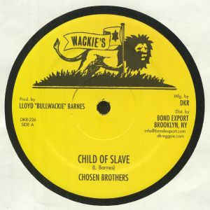 CHOSEN BROTHERS, The - Child Of Slave
