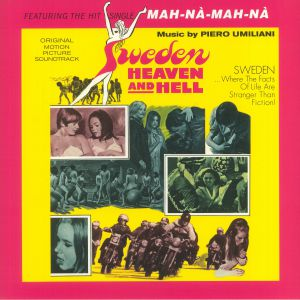 UMILIANI, Piero - Sweden: Heaven & Hell (Soundtrack)