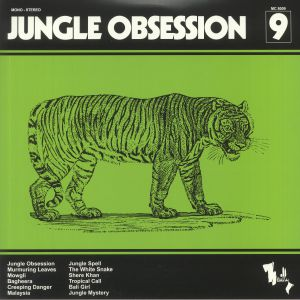 NINO NARDINI/ROGER ROGER - Jungle Obsession (50th Anniversary Edition) (remastered)