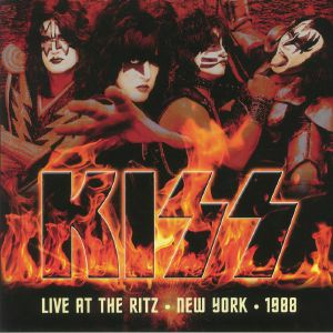 KISS - Live At The Ritz: New York 1988 (B-STOCK)