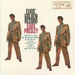 PRESLEY, Elvis - Elvis' Golden Record