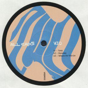ZULI - All Caps