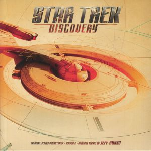RUSSO, Jeff - Star Trek Discovery: Season 2 (Soundtrack)