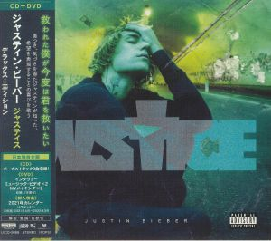 BIEBER, Justin - Justice (Deluxe Edition)