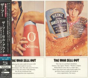 WHO, The - The Who Sell Out (Deluxe Edition)