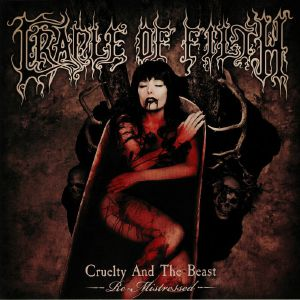 CRADLE OF FILTH - Cruelty & The Beast: Re Mistressed (B-STOCK)