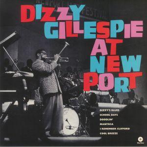GILLESPIE, Dizzy - At Newport (reissue)