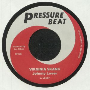 JOHNNY LOVER/JOE GIBBS & PROFESSIONALS - Virginia Skank (reissue)