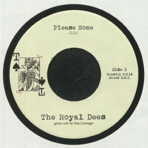 ROYAL DEES, The - Please Some