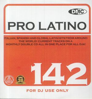 VARIOUS - DMC Pro Latino 142: Italian Spanish & Global Latin Hits From Around The World (Strictly DJ Only)