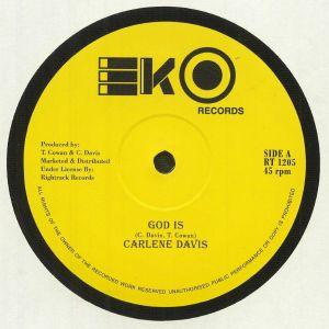 DAVIS, Carlene - God Is