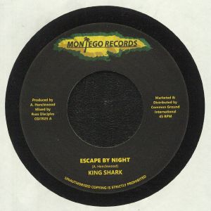 KING SHARK - Escape By Night
