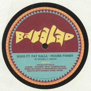 BOSQ feat PAT KALLA - Mouna Power