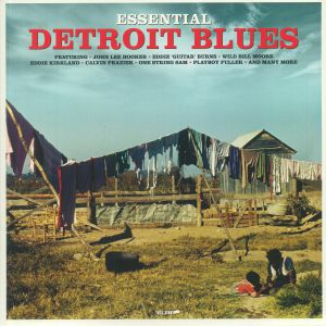 VARIOUS - Essential Detroit Blues