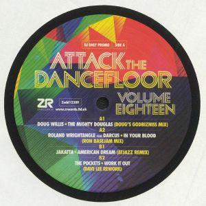 WILLIS, Doug/ROLAND WRIGHTANGLE/JAKATTA/THE POCKETS - Attack The Dancefloor Vol 18