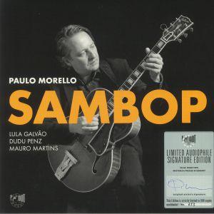 MORELLO, Paulo - Sambop (Signature Edition)
