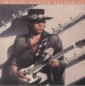 VAUGHAN, Stevie Ray & DOUBLE TROUBLE - Texas Flood