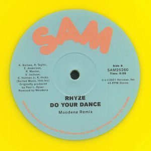 RHYZE - Do Your Dance (Moodena remix)
