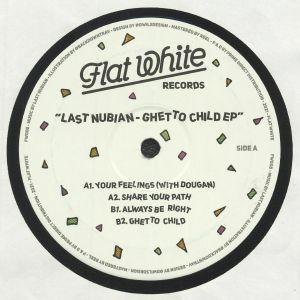 LAST NUBIAN - Ghetto Child EP