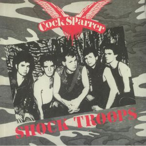 COCK SPARRER - Shock Troops (reissue)