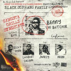 BENNY THE BUTCHER/DJ DRAMA - Black Soprano Family Organization