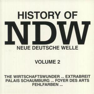 VARIOUS - History Of NDW: Neue Deutsche Welle Volume 2