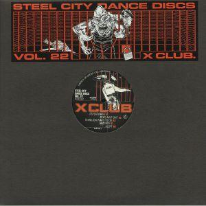 X CLUB - Steel City Dance Discs Vol 22