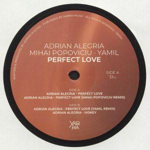 ALEGRIA, Adrian - Perfect Love