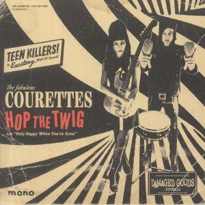 COURETTES, The - Hop The Twig (mono)