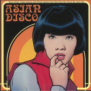 VARIOUS - Asian Disco