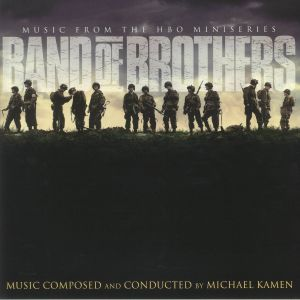 KAMEN, Michael - Band Of Brothers (20th Anniversary Edition) (Soundtrack)