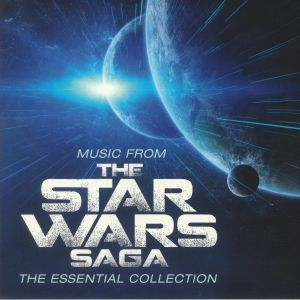 WILLIAMS, John - Music From The Star Wars Saga: The Essential Collection (Soundtrack)
