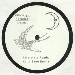 MYSTIGRIX/REO SEIS feat PARIS BRIGHTLEDGE - Mile High Remixes EP
