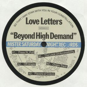 LOVE LETTERS - Beyond High Demand