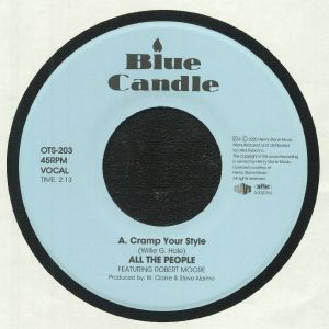 ALL THE PEOPLE feat ROBERT MOORE - Cramp Your Style