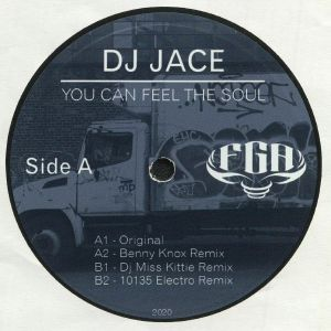 DJ JACE - You Can Feel The Soul