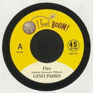 PARKS, Gino/AL GARRIS - Fire