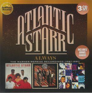 ATLANTIC STARR - Always: The Warner Reprise Recordings (1987-1991)