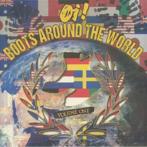 VARIOUS - Oi! Boots Around The World Volume One