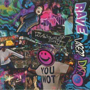 DJ ABSOLUTLEY SHIT - Pomona Island EP