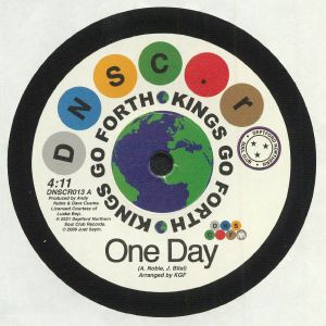 KINGS GO FORTH/WILLIE TEE - One Day