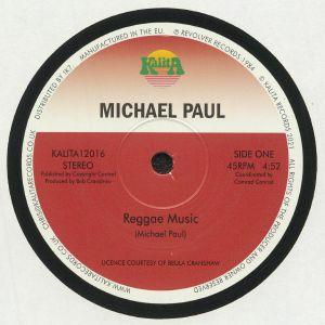 PAUL, Michael - Reggae Music (reissue)